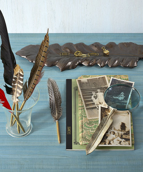 Feather Home Decor Feather Decorations For Home