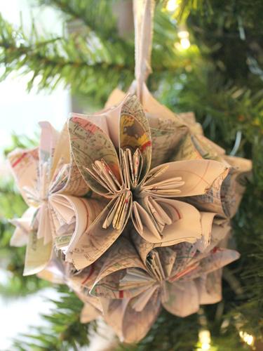 Cool 50 Homemade Christmas Ornaments Diy Crafts With Christmas Tree Easy Diy Christmas Decorations Tissureus