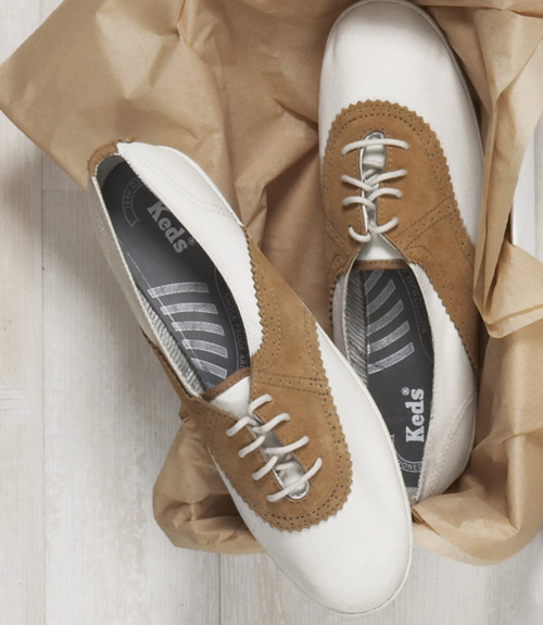 keds black and white saddle shoes