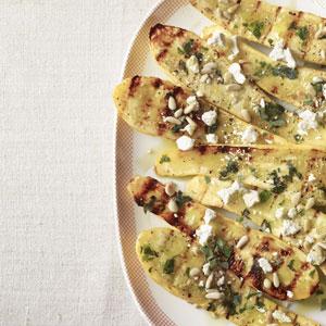 Countryliving Food Drinks Recipes A Pesto Ricotta Pie Recipe