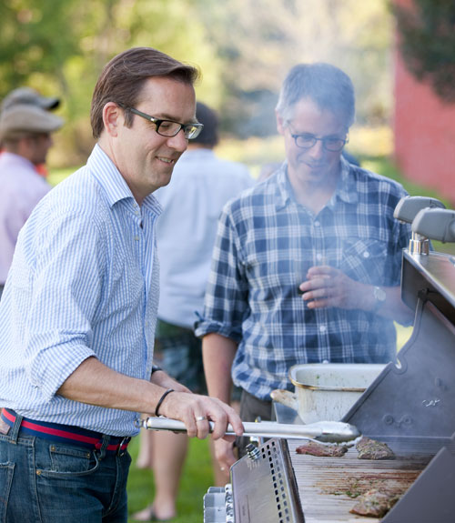 Ted Allen Summer Dinner Party Recipes