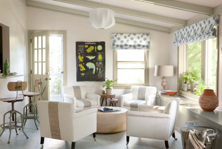 Living Room Shades Remodelling 17 Inspiring Living Room Makeovers  Living Room Decorating Ideas