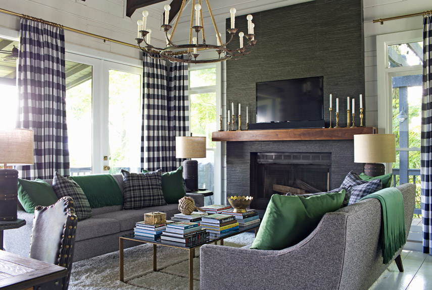 17 inspiring living room makeovers living room for Room makeover