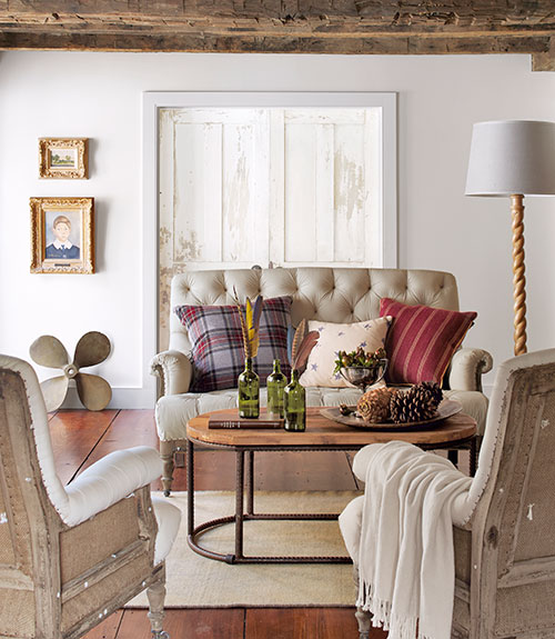 Decorating Ideas For Country Living Rooms country cottage decorating ideas - cottage style decorating