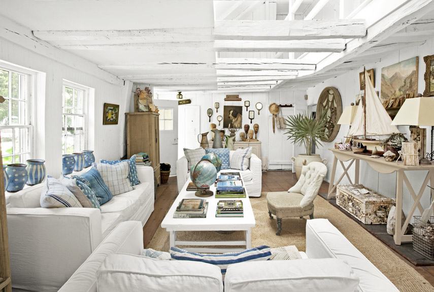 40+ Beach House Decorating - Beach Home Decor Ideas