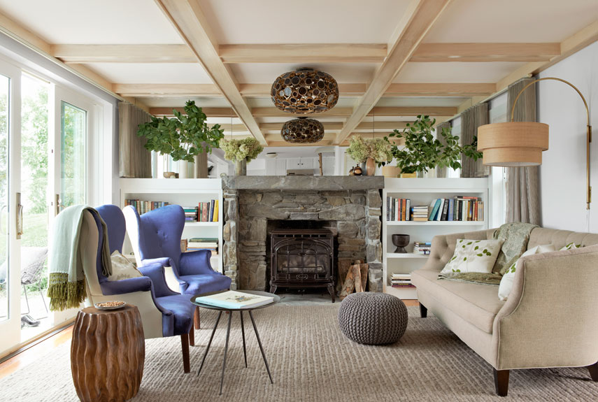 . 17 Inspiring Living Room Makeovers   Living Room Decorating Ideas