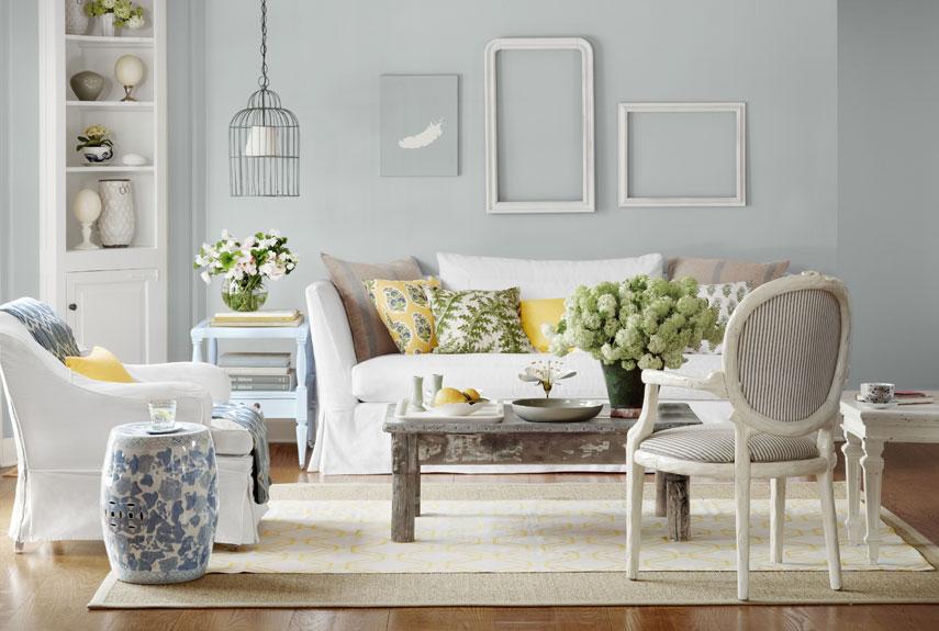 . 17 Inspiring Living Room Makeovers   Living Room Decorating Ideas