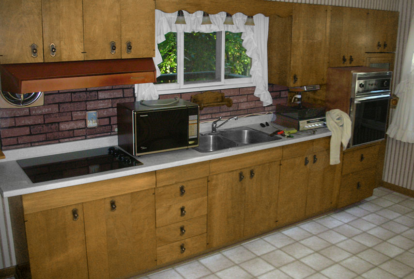Remodeling A Small Kitchen Before And After 22 kitchen makeover before & afters - kitchen remodeling ideas