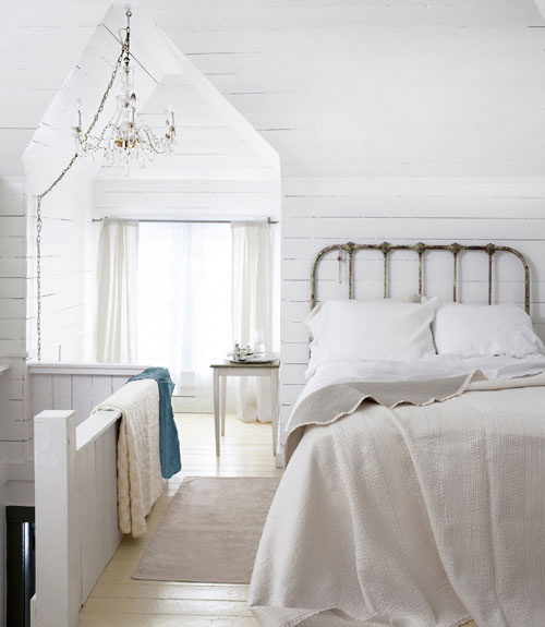 . 26 White Bedrooms   Ideas for White Bedroom Decor