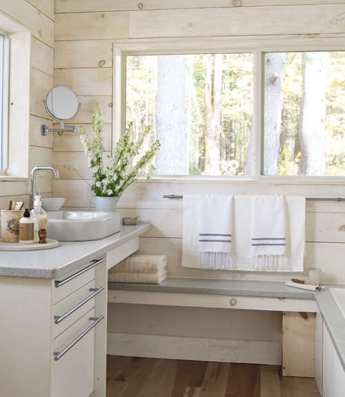 30 white bathroom ideas decorating with white for bathrooms - Simple White Bathrooms