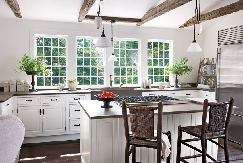 White Kitchens - Pictures of White Kitchen Ideas