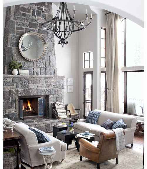 white wall decorations living room.  30 White Living Room Decor Ideas for Decorating