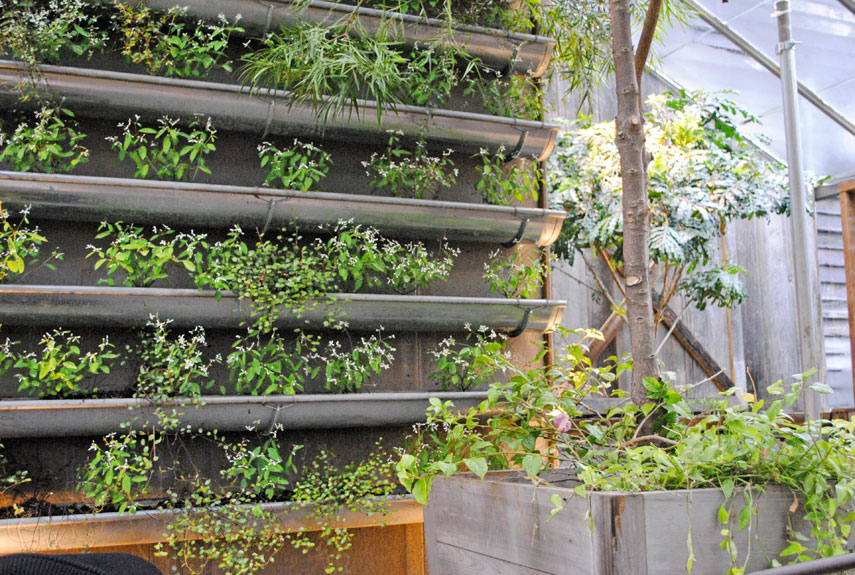Hanging Garden Ideas on balcony make hanging garden cool ideas for small garden on the balcony 26 Creative Ways To Plant A Vertical Garden How To Make A Vertical Garden