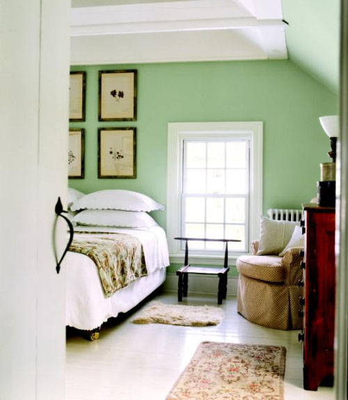 decorating with green ideas for green rooms and home decor