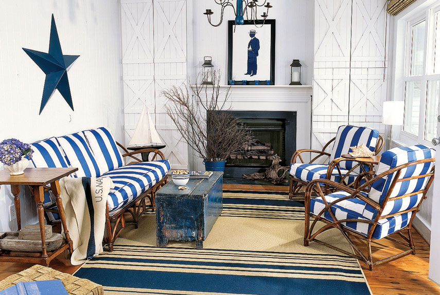 . 22 Best Blue Rooms   Decorating Ideas for Blue Walls and Home Decor