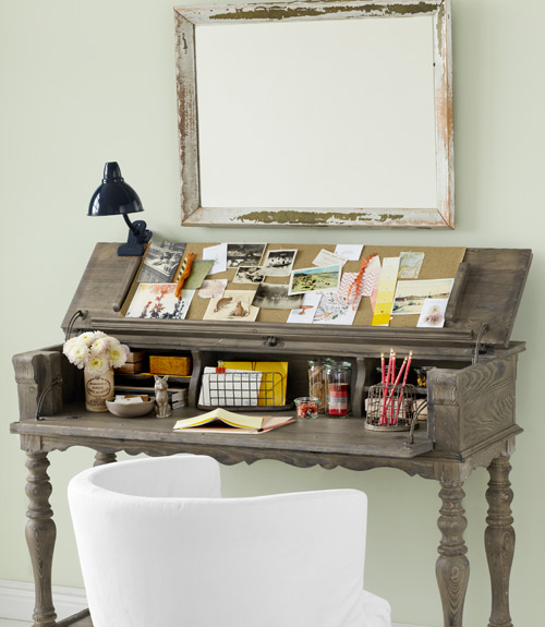 Country Hideaway Desk