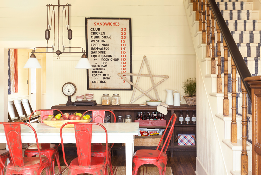 74 Inspired Ideas for Dining Room Decorating - Sufey