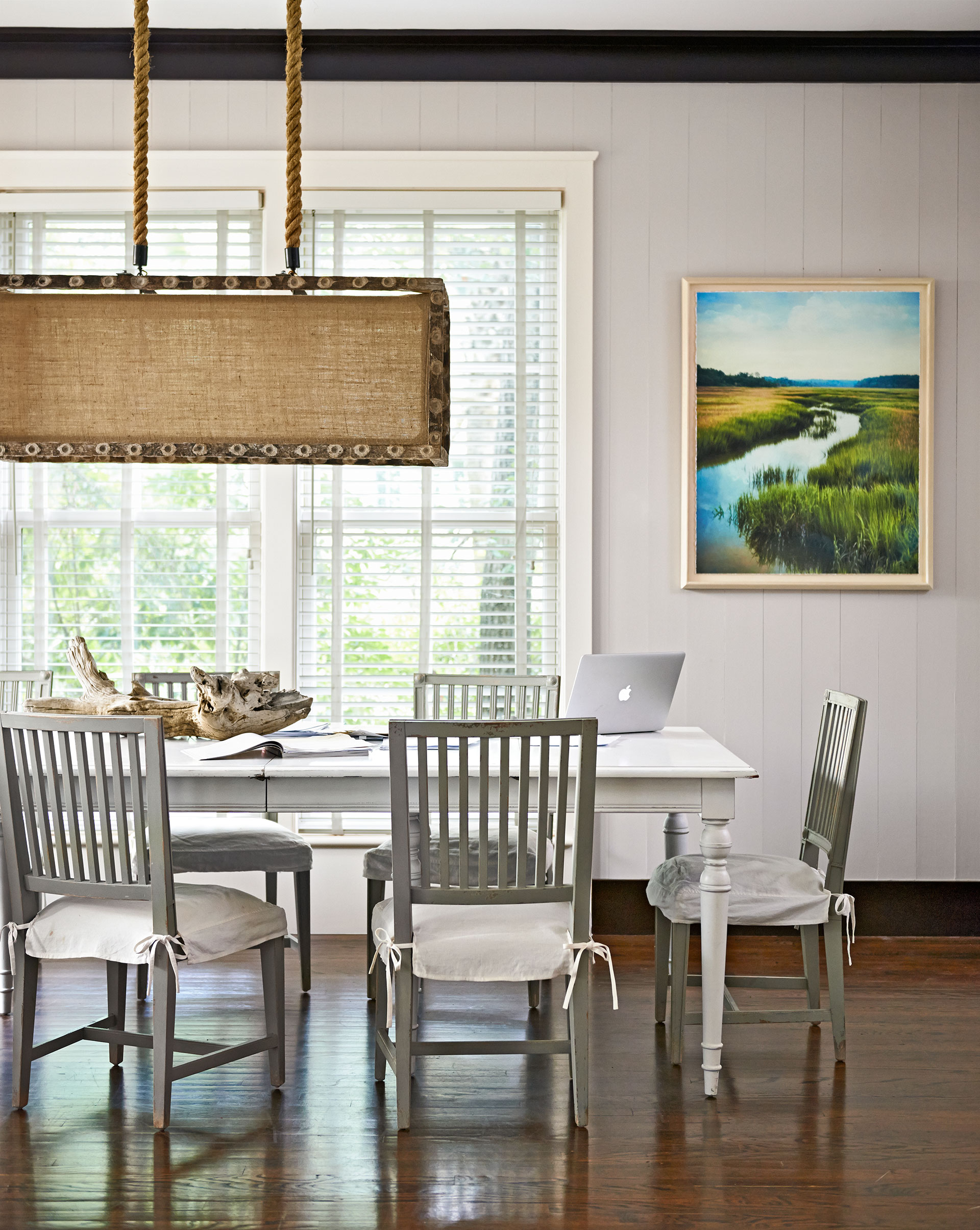 Dining Room Chair Ideas Part - 38: Country Living Magazine