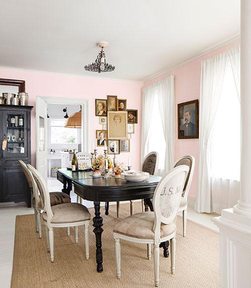 Sarah gray miller upstate new york home decorating with for New york home decorations