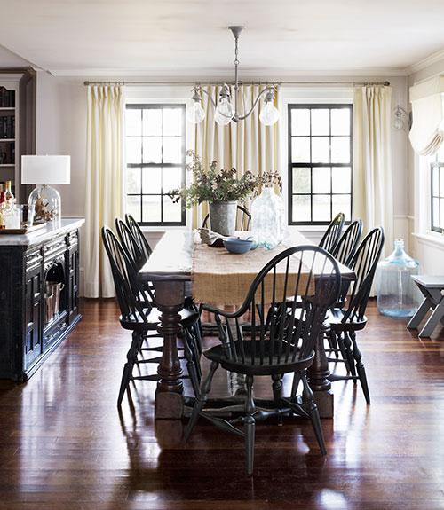Window Treatments Ideas For Window Treatments - Dining room window treatments