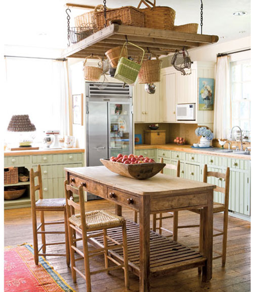 Cozy Kitchens - How To Make Your Kitchen Cozy