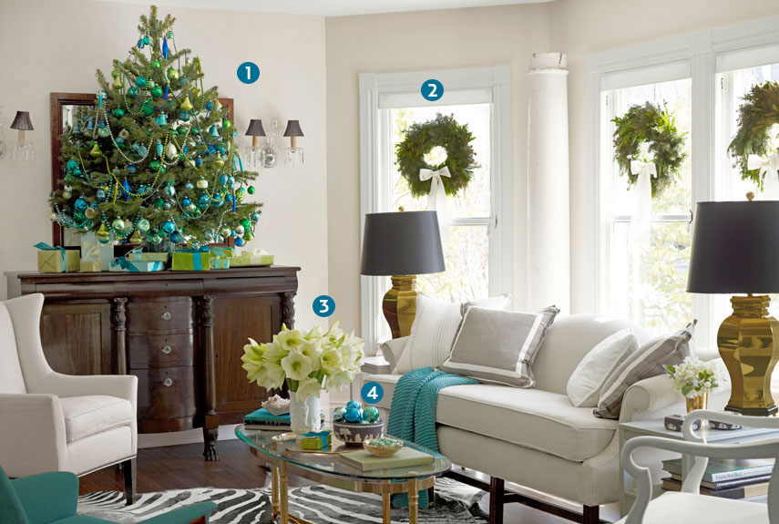 Make A Festive Room