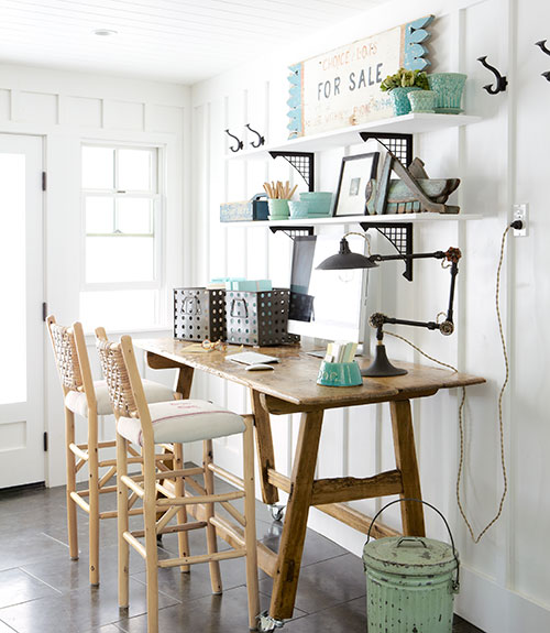 country home office. Country Home Office. Office Ideas How To Decorate A D