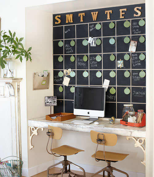 Chalkboard paint ideas how to use chalkboard paint for Blackboard design ideas