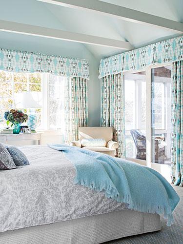 Celebrity bedrooms celebrity decorating ideas for Celebrity master bedroom designs