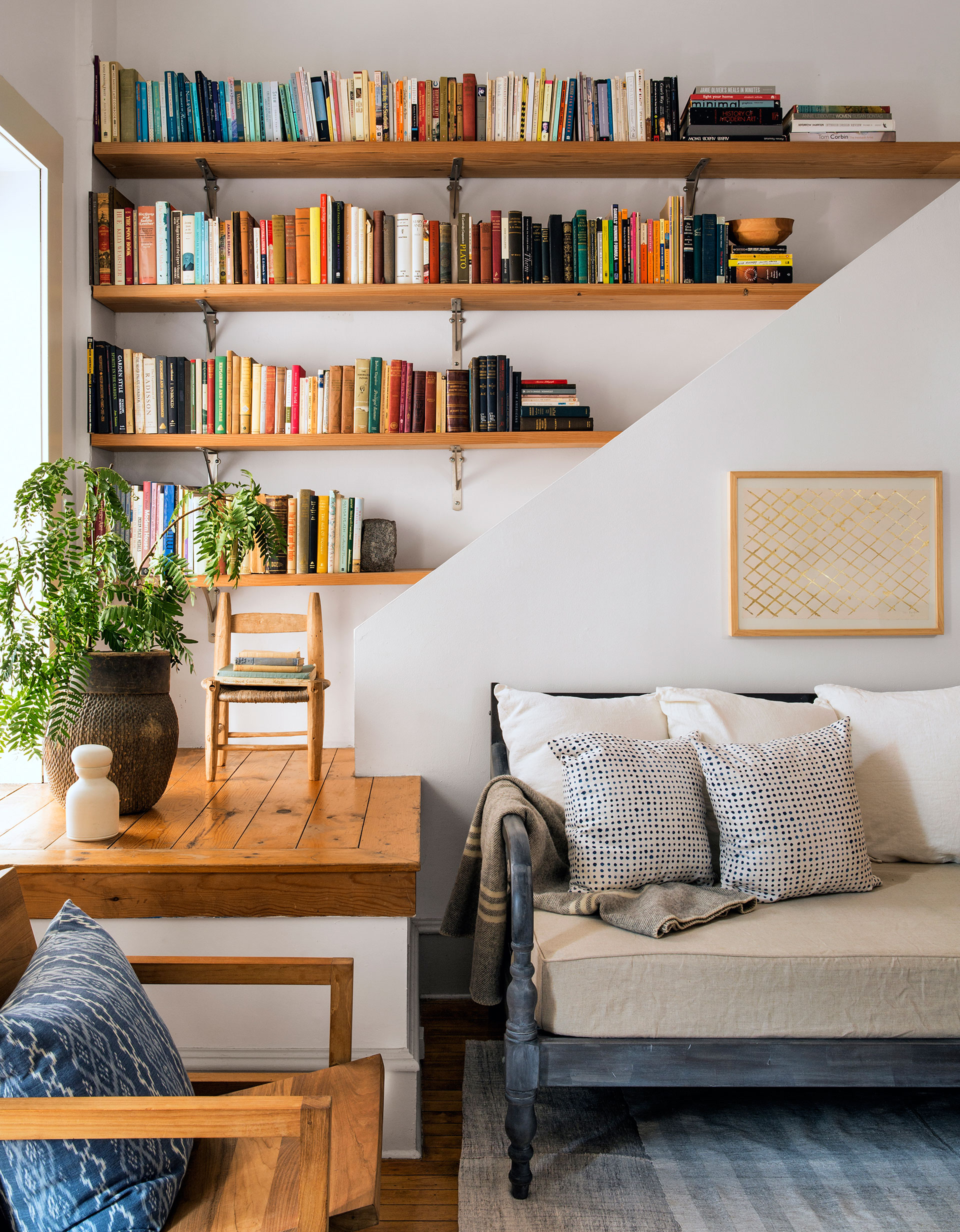Shelving Ideas For Living Room Bookshelf Ideas  How To Arrange Bookshelves