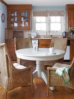 kitchen backsplash ideas heres a corner kitchen decked