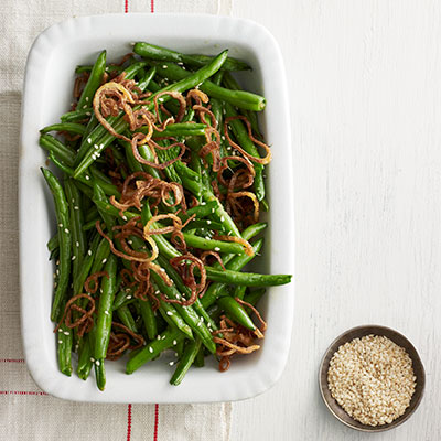 recipe: ginger green beans recipe [13]