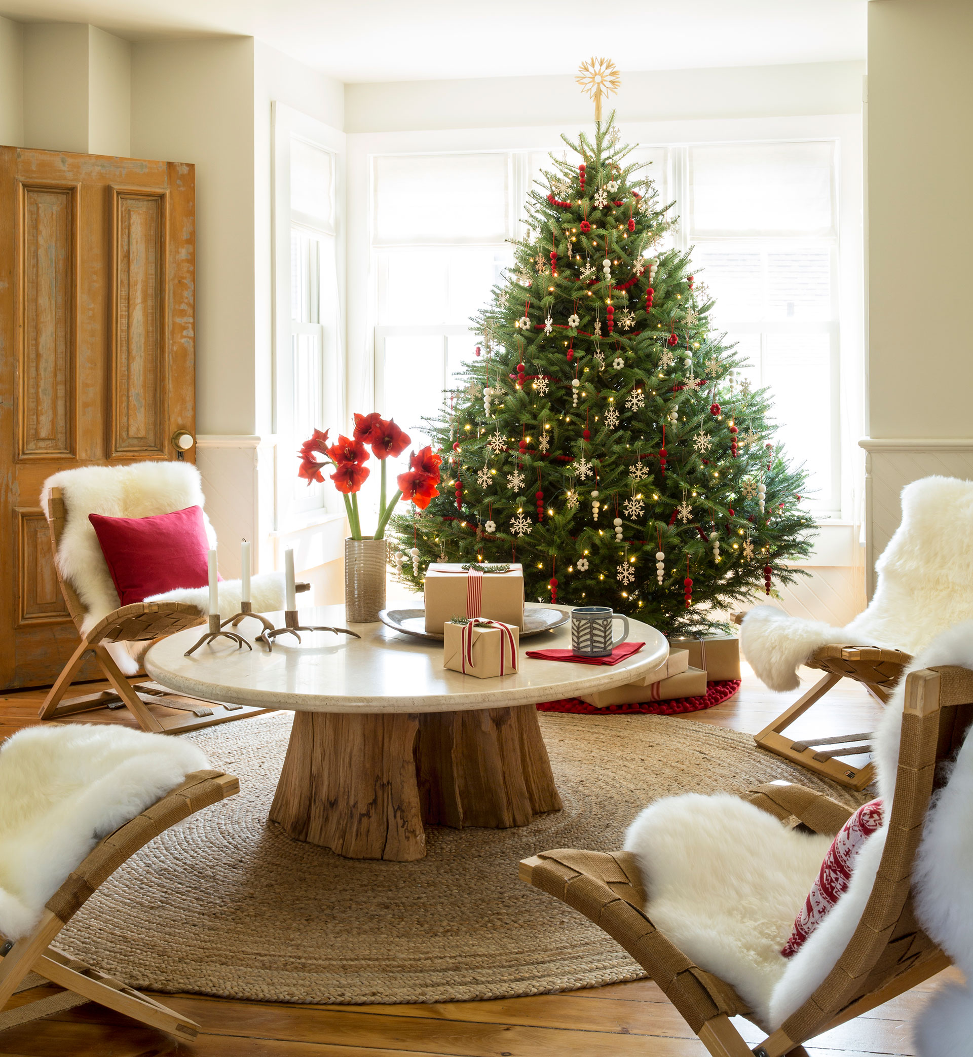 Home Design Ideas For Christmas: Mark And Jenny Bretheim Renovated Wisconsin Home
