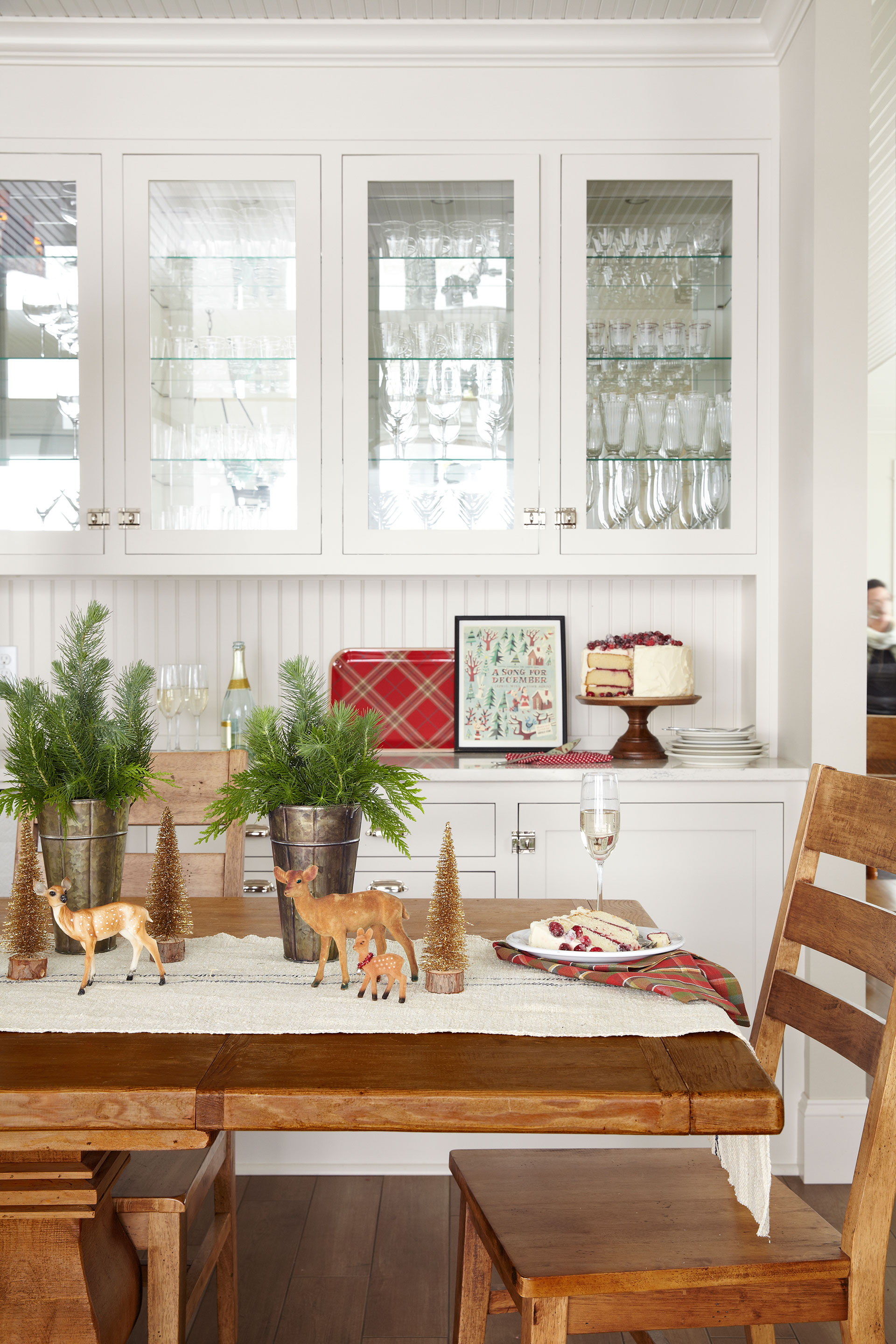 Naturally Home Decor How To Add Christmas Charm Every Room In Your