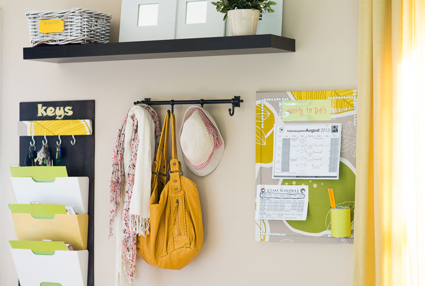 Foyer Organization Ideas : Entryway organization tips roselawnlutheran