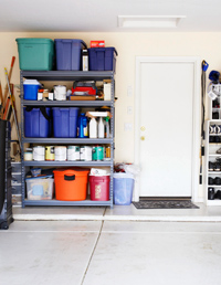 Move Out Anything That Doesn T Belong The Garage And Shed Shouldn Just Serve As A Catchall Says Hansen There Should Be Three To Five Well Defined