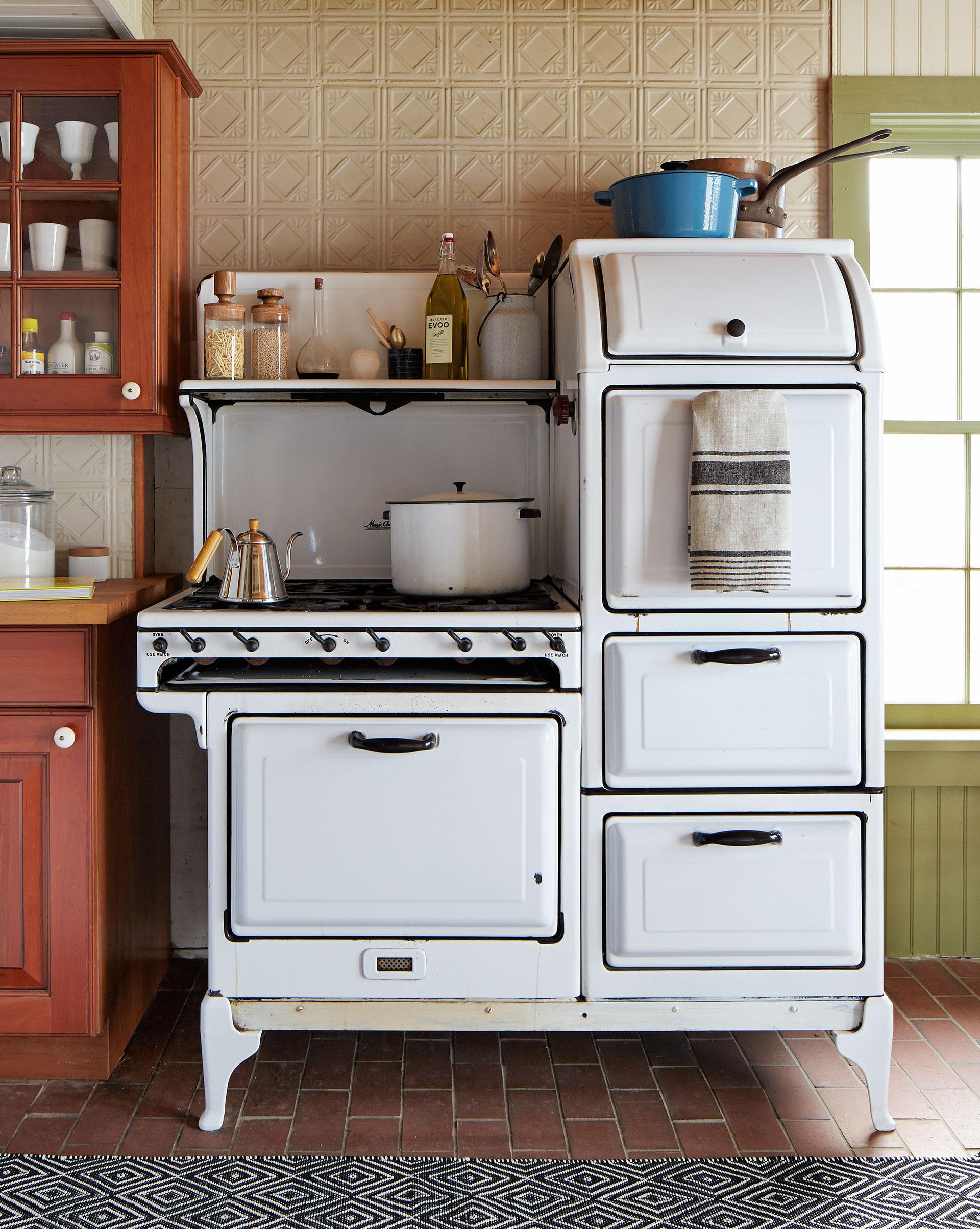 Uncategorized History Of Kitchen Appliances vintage appliances stoves