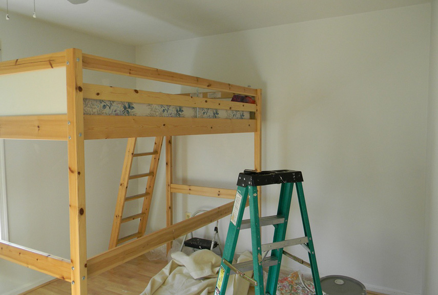 Before: Bedroom