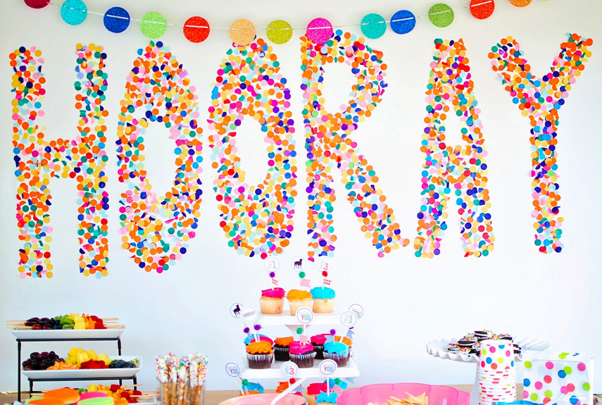 Party Decorations At Home simple birthday party decorations at home decoration ideas at home Festive Backdrop