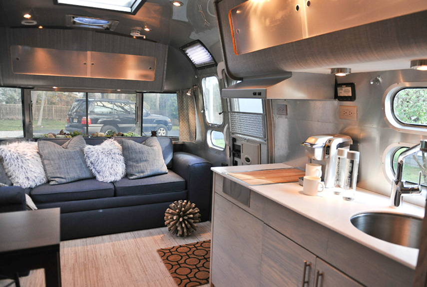 14 camper decorating ideas rv decor pictures - Camper Design Ideas
