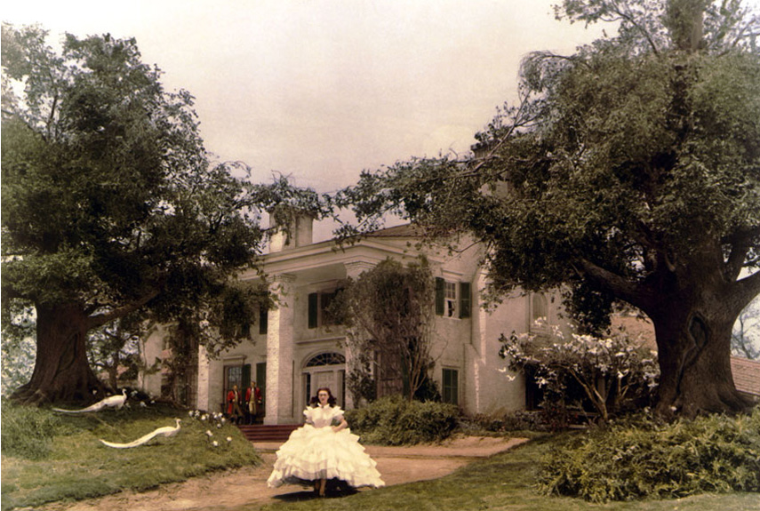 Best Old Houses in Movies Famous Movie Homes