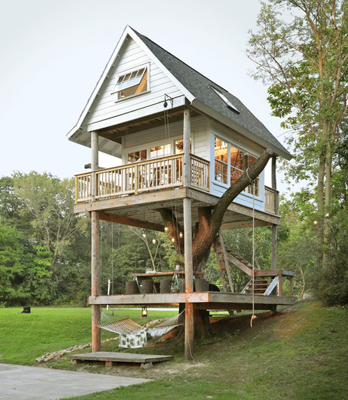 Small House Movement and Designs - Pictures of Tiny Home Ideas - Country  Living