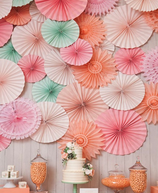Magical Wedding Backdrop Ideas: DIY Wedding Backdrops