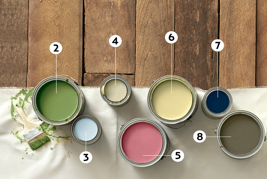 hallway paint colors25 Best Interior Paint Color Ideas  Top Wall Paint Colors for