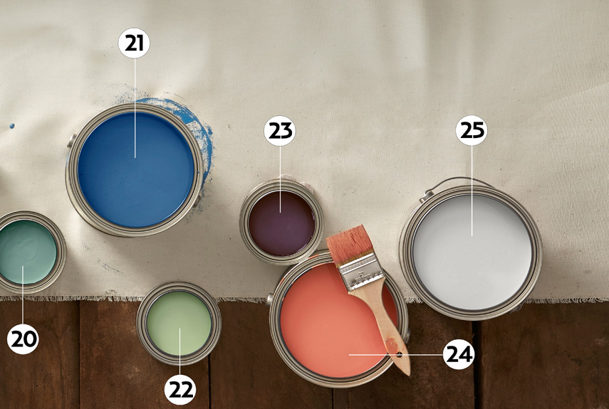Country Dining Room Color Schemes 25+ best interior paint color ideas - top wall paint colors for