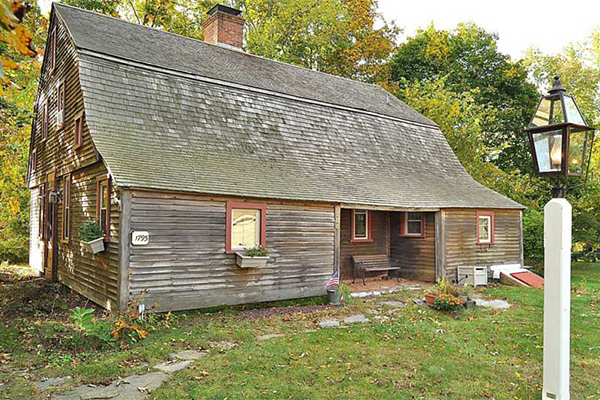 Colonial Homes for Sale New England Real Estate Listings