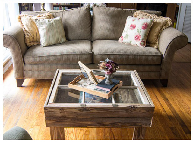 10 DIY Coffee Tables How To Make A Table