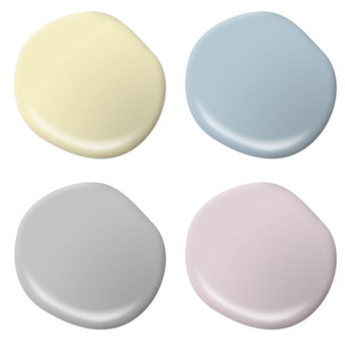 New Paint Color Trends: Behr 2015 Spring Color Trend Report