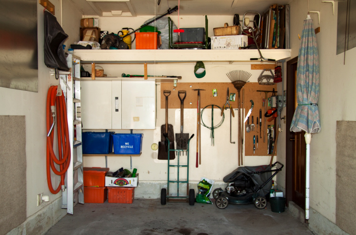 Things You Shouldnt Store In Your Garage
