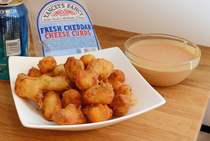 Cheese Curds Recipe Food Network